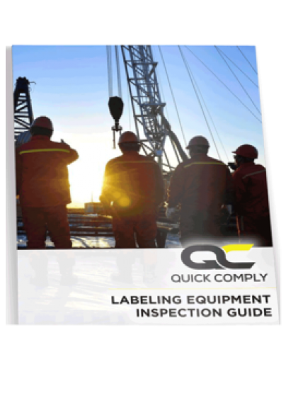 Labeling Equipment Inspection Guide