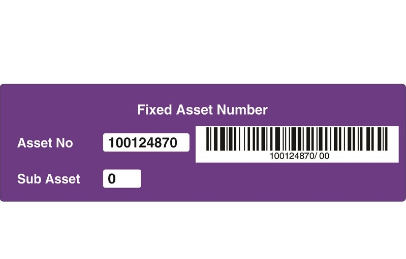 Asset ID Tags and Labels