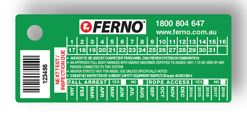 Inspection & Identification Tags & Labels | Certags