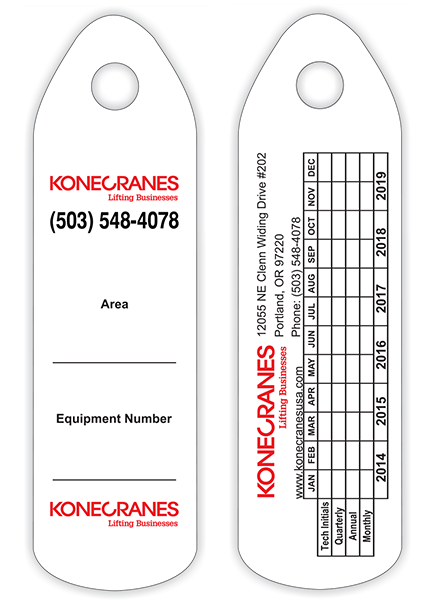 certags inspection  u0026 identification tags  u0026 labels